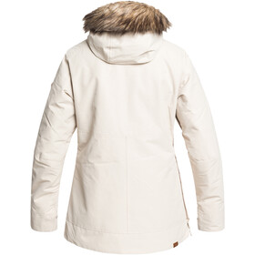 Roxy Shelter Chaqueta Mujer, oyster gray